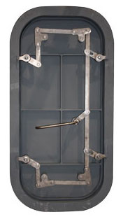 Nabrico Single Lever Weathertight Door